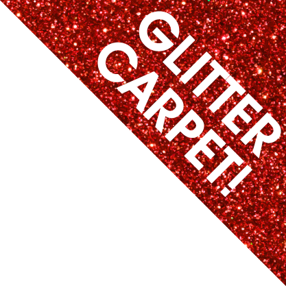 Glamour Flash Twist Pile Carpet