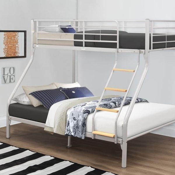 Nebraska Triple Sleeper Bunk Bed United Carpets And Beds