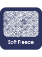 Soft Fleece Backing