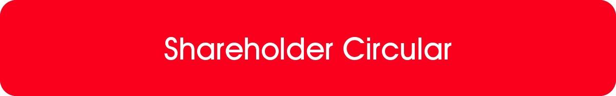 Shareholder Circular