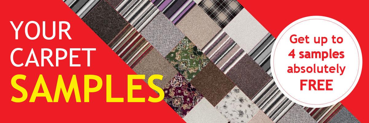 Your Carpet Samples