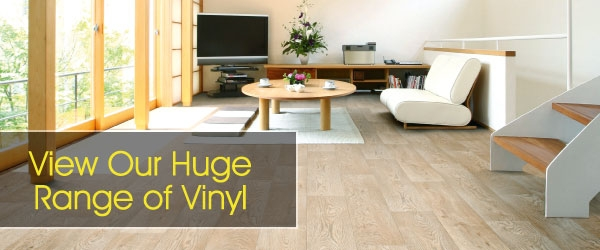 View All Vinyl Flooring - Shop Now