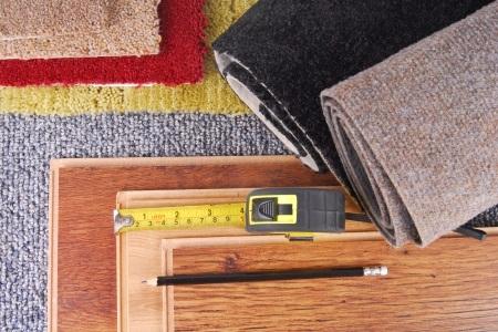 Carpet vs vinyl
