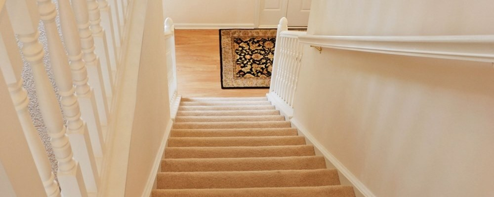 Choosing A Carpet For Your Stairs United Carpets And Beds