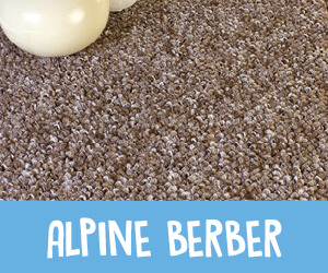 Alpine Berber Carpet