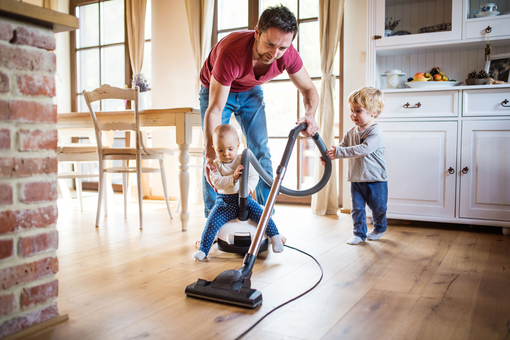 how to clean laminate flooring 4