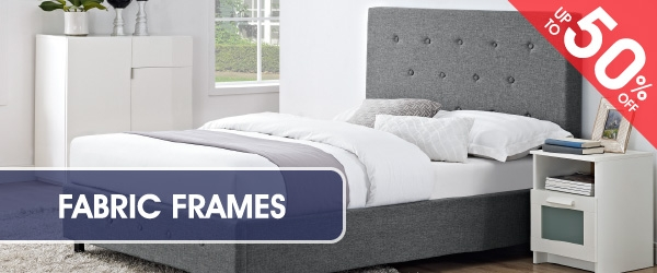 Fabric Bed Frames On Sale