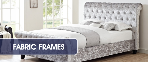 View All Fabric Bed Frames