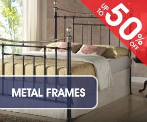 Metal Bed Frames On Sale
