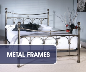 View All Metal Bed Frames