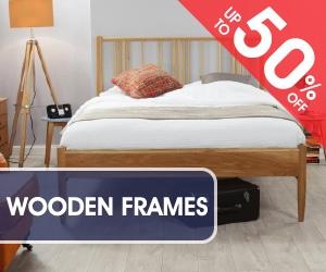 Wooden Bed Frames On Sale