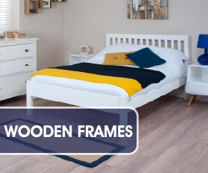 View All Wooden Bed Frames