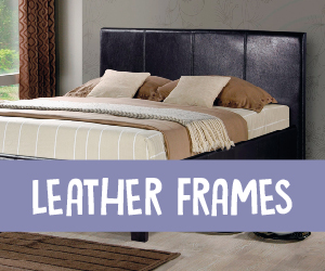 View All Leather Beds