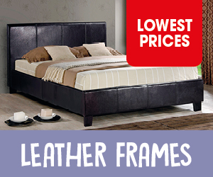 Leather Bed Frames On Sale