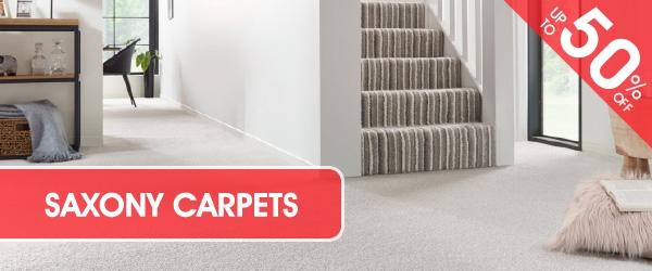 Saxony Carpets On Sale