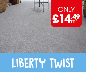 Liberty Twist Carpet