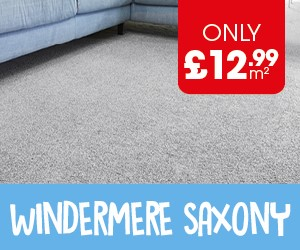Windermere Saxony Carpet