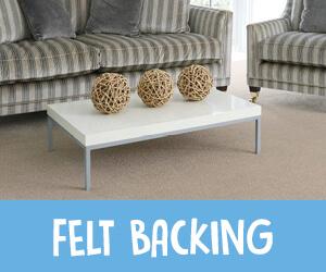 Felt Backed Carpets