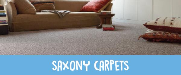 Deep Pile Saxony Carpets
