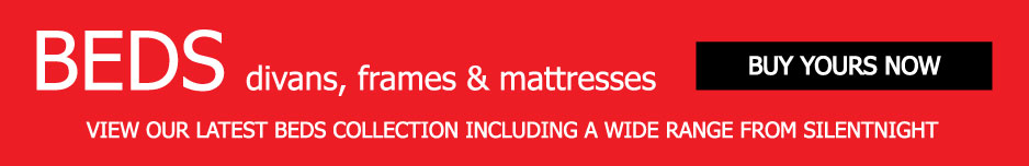 Beds - Divans, Frames & Mattresses - Shop Now