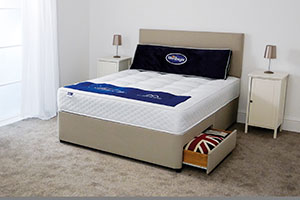 Silentnight York Divan Bed