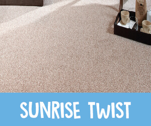 Sunrise Twist Carpet